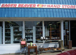 Eager Beaver 2nd Hand Store