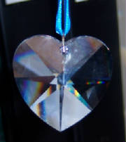 Crystal Heart Gift