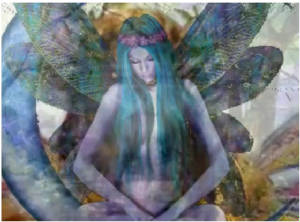 Fairy in Blue (from a Humanity Healing video)